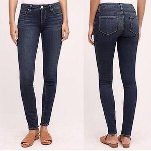 PAIGE Skyline Skinny Jenna Wash Jeans